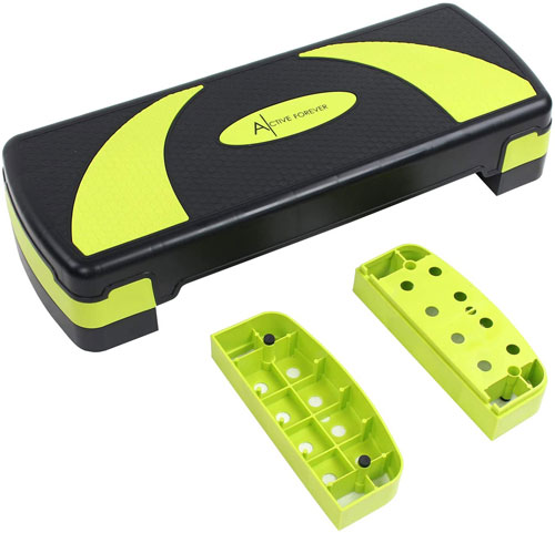 ACTIVE FOREVER Aerobic Step Board