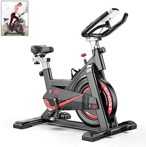 AJUMKER Indoor Exercise Bike Spinning Bike