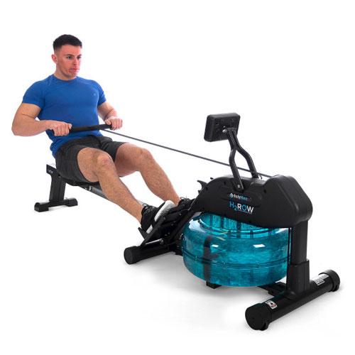 BodyMax H2Row Rowing Machine