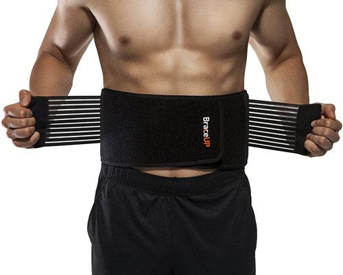 BraceUP Back Support Belt