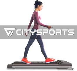 CITYSPORTS Folding Treadmill