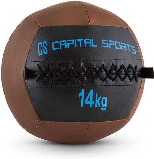 Capital Sports Wallba Medicine Ball