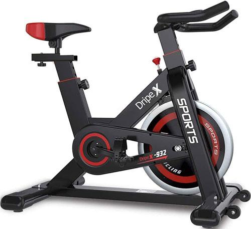 Dripex Upright Exercise Bike