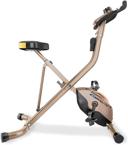 EXERPEUTIC Gold Bike