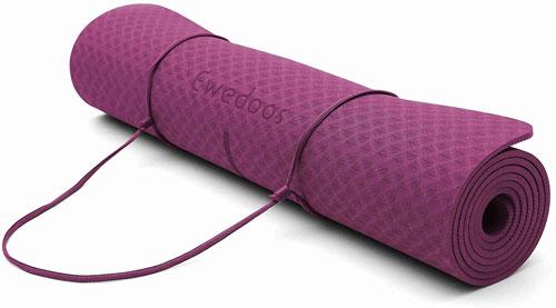 Ewedoos Yoga Mat