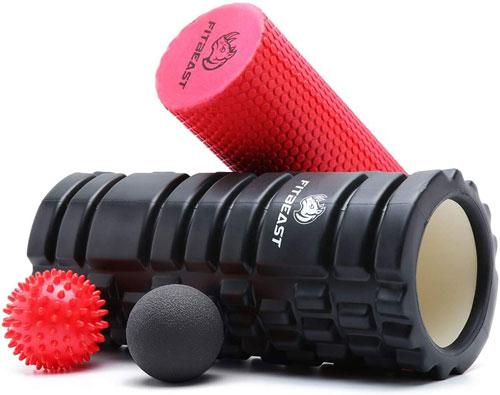 FitBeast Fitness Foam Rollers