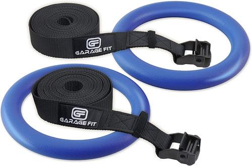 Garage Fit Gymnastic Rings