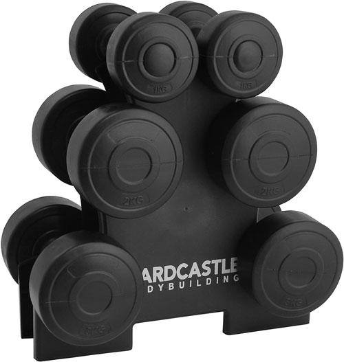 Hardcastle Dumbell Rack