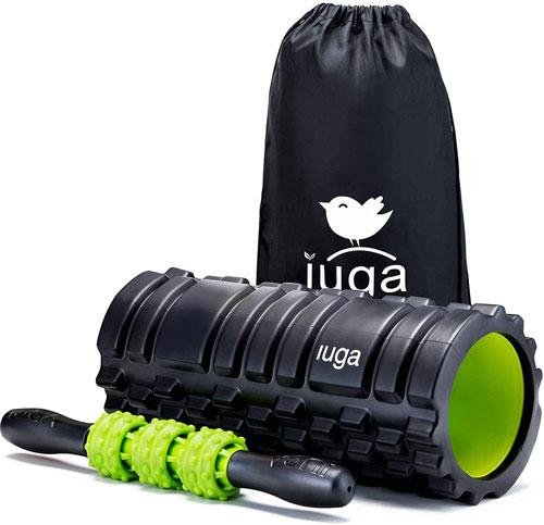 IUGA Foam Roller and Massage Stick