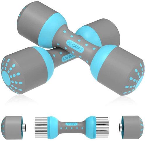 Koolsen Adjustable Dumbbells for Men and Women