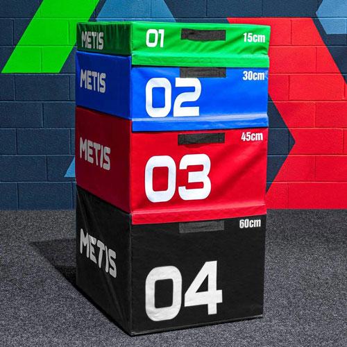 METIS Plyometric Jump Box