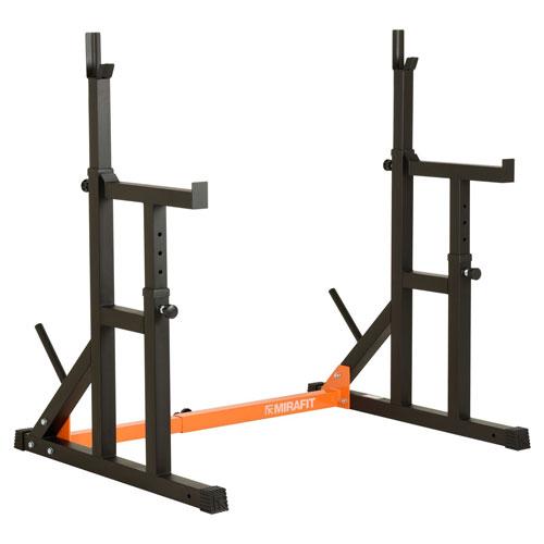 MIRAFIT M1 Adjustable Squat Rack
