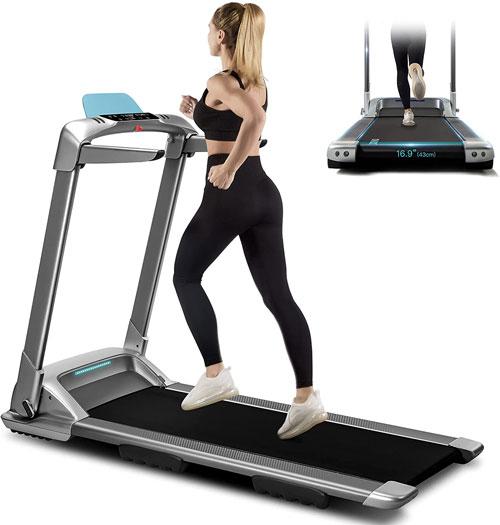 OVICX Q2S Folding Portable Treadmill