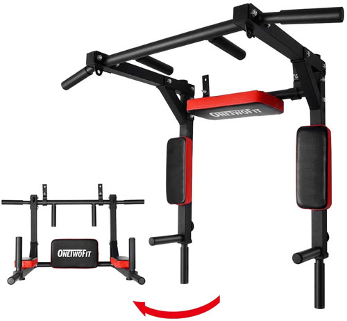 Onetwofit Multifunctional Pull Up Bar