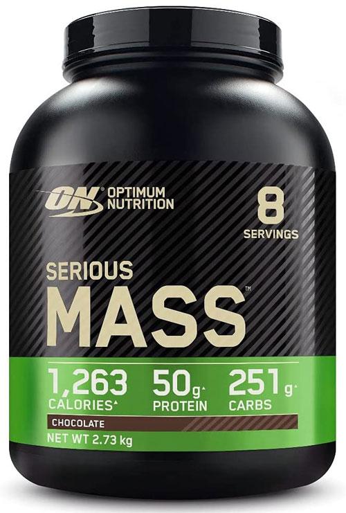 Optimum Nutrition Mass Protein