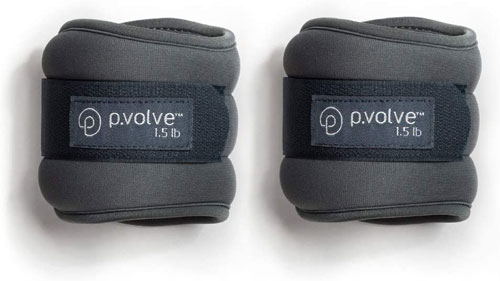 P volve ankle weights