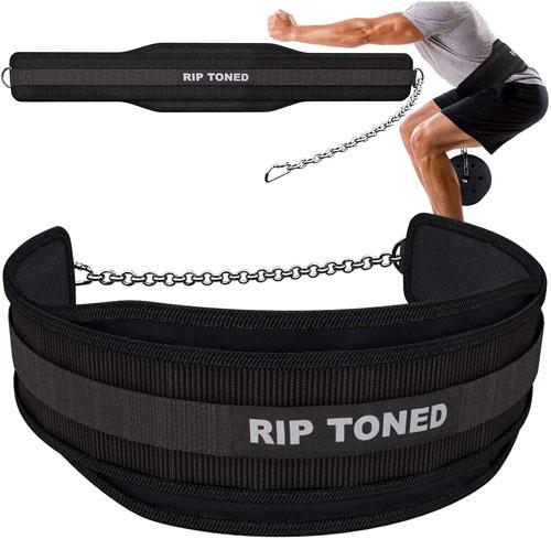 Rip Toned Dip Belt