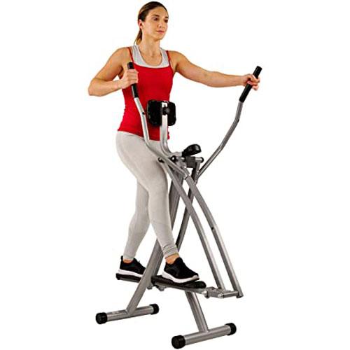 Sunny Health & Fitness Unisex's-Air Walk Trainer