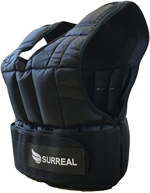 Surreal Weighted Vests