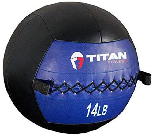 Titan Fitness Soft Medicine Wall Balls