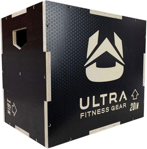 Ultra Fitness Gear Plyo Box