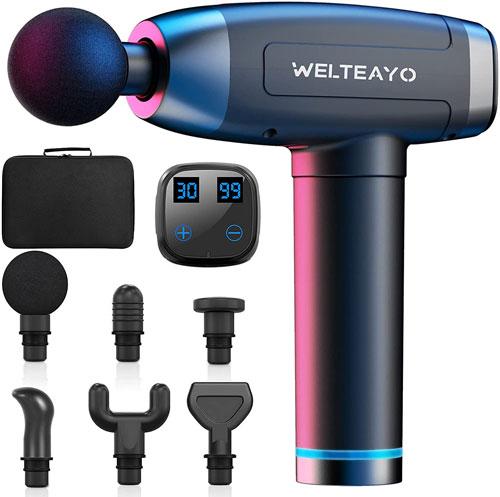 WELTEAYO massage gun