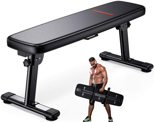 WINNOW Weight Bench Folding Workout