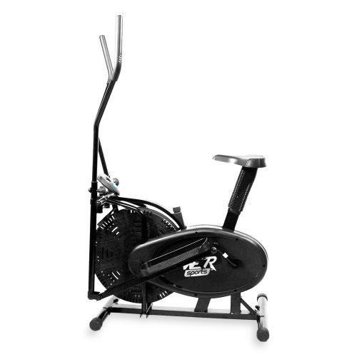 We R Sports 2-IN-1 Elliptical Cross Trainer & Exercise Bike