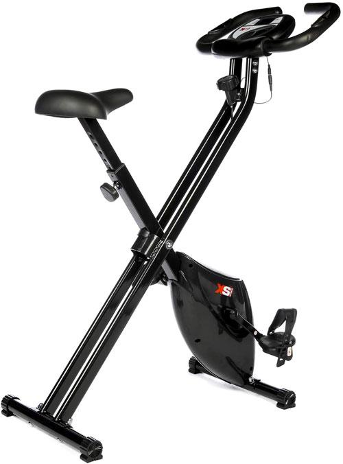 XS Sports B210 Folding Magnetic Exercise Bike