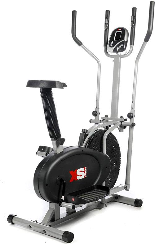 XS Sports Luna Pro 2 in1 Elliptical Cross Trainer