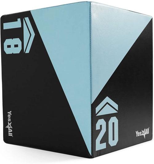 Yes4All Foam Plyo Box