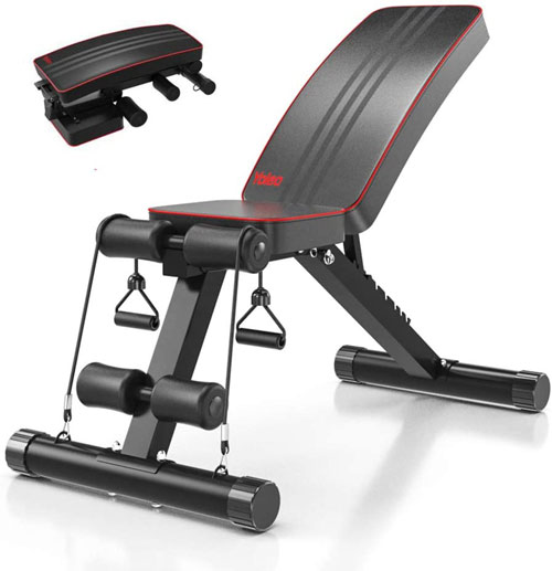 Yoleo Commercial Weight Bench