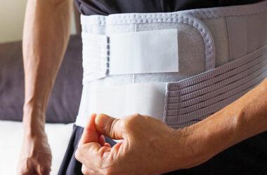 back support belt