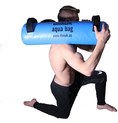 dimok Sandbag Alternative Aqua Bag Weight Bag